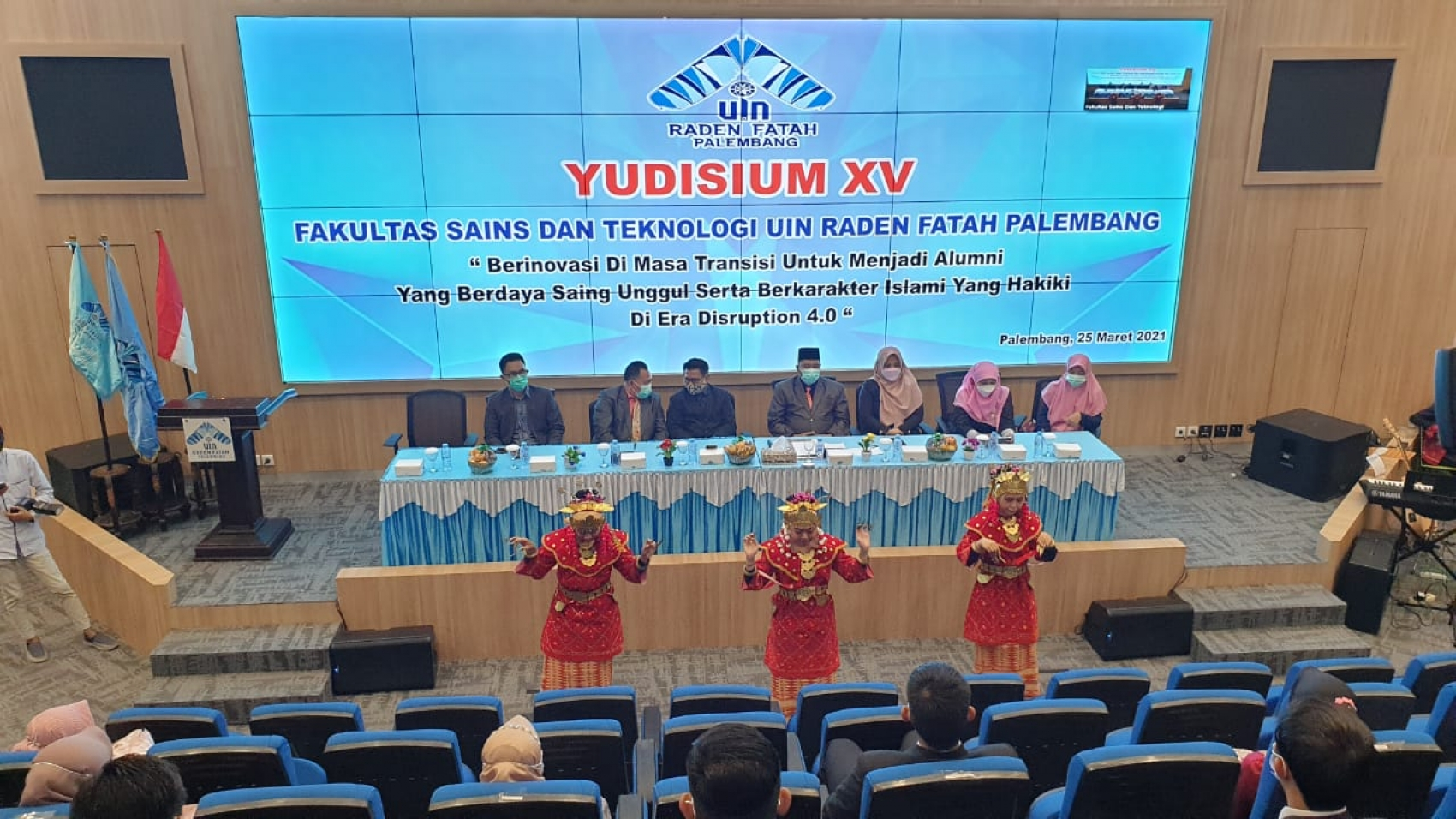 Yudisium XV